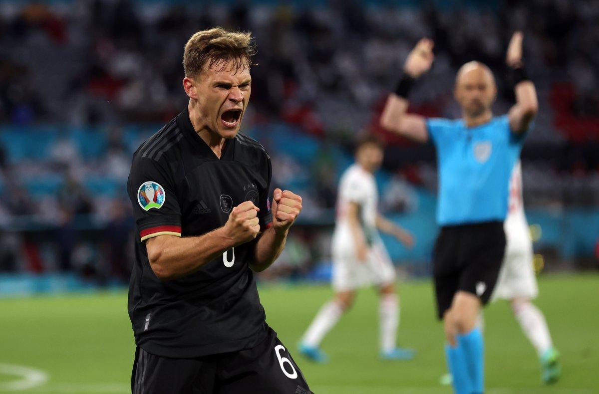 Almanya, Macaristan la berabere kaldı #2