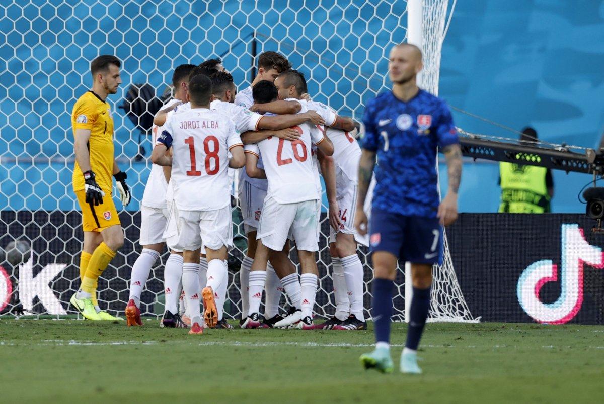 EURO 2020 de son 16 ya kalan takımlar #2