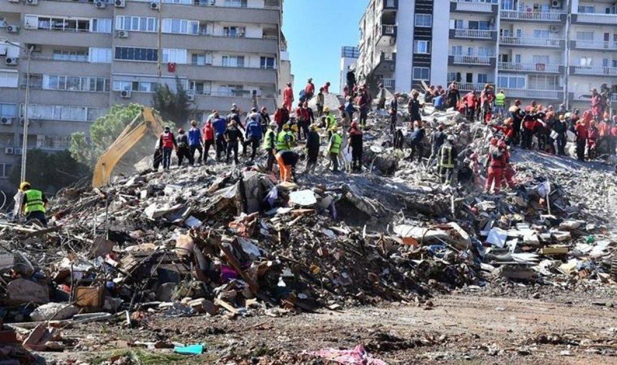 İzmir depreminde yıkılan Doğanlar Apartmanı na ilişkin iddianame kabul edildi #2