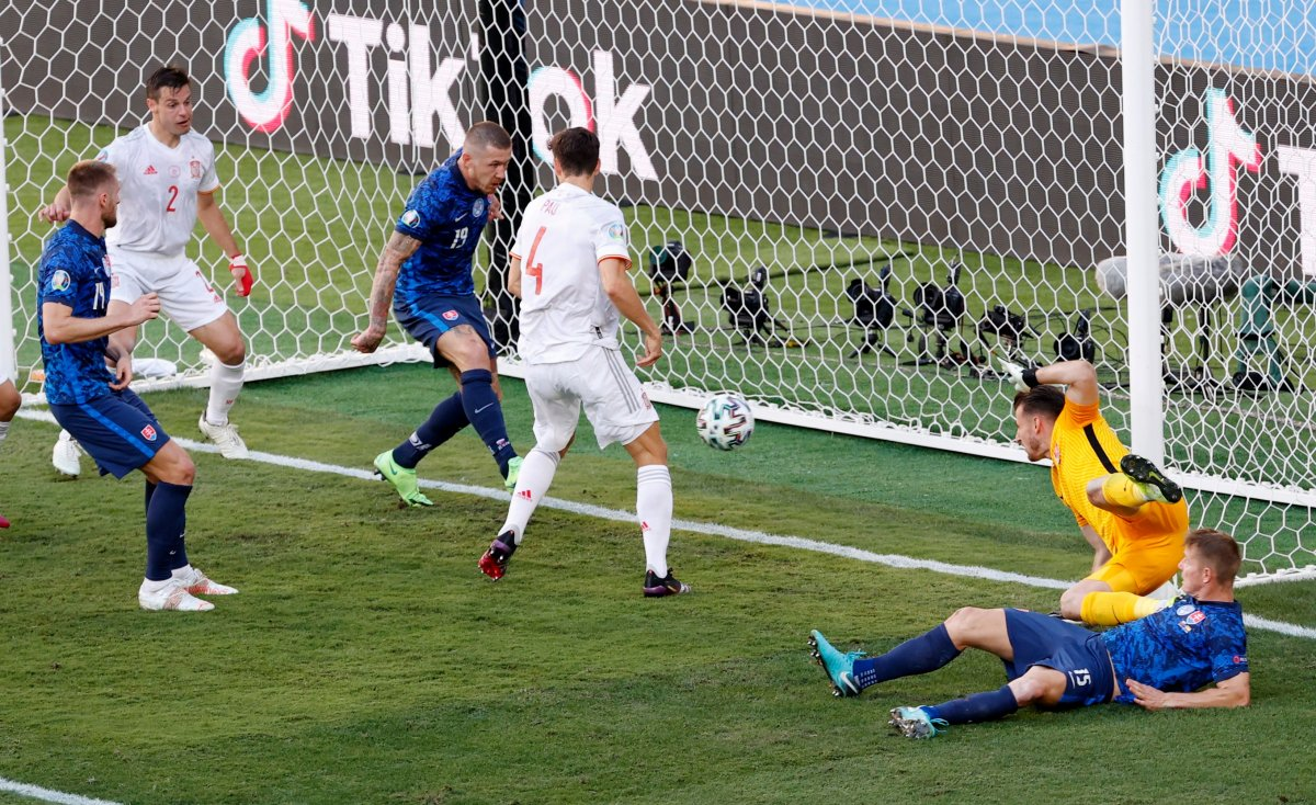 İspanya, Slovakya yı 5 golle mağlup etti #3
