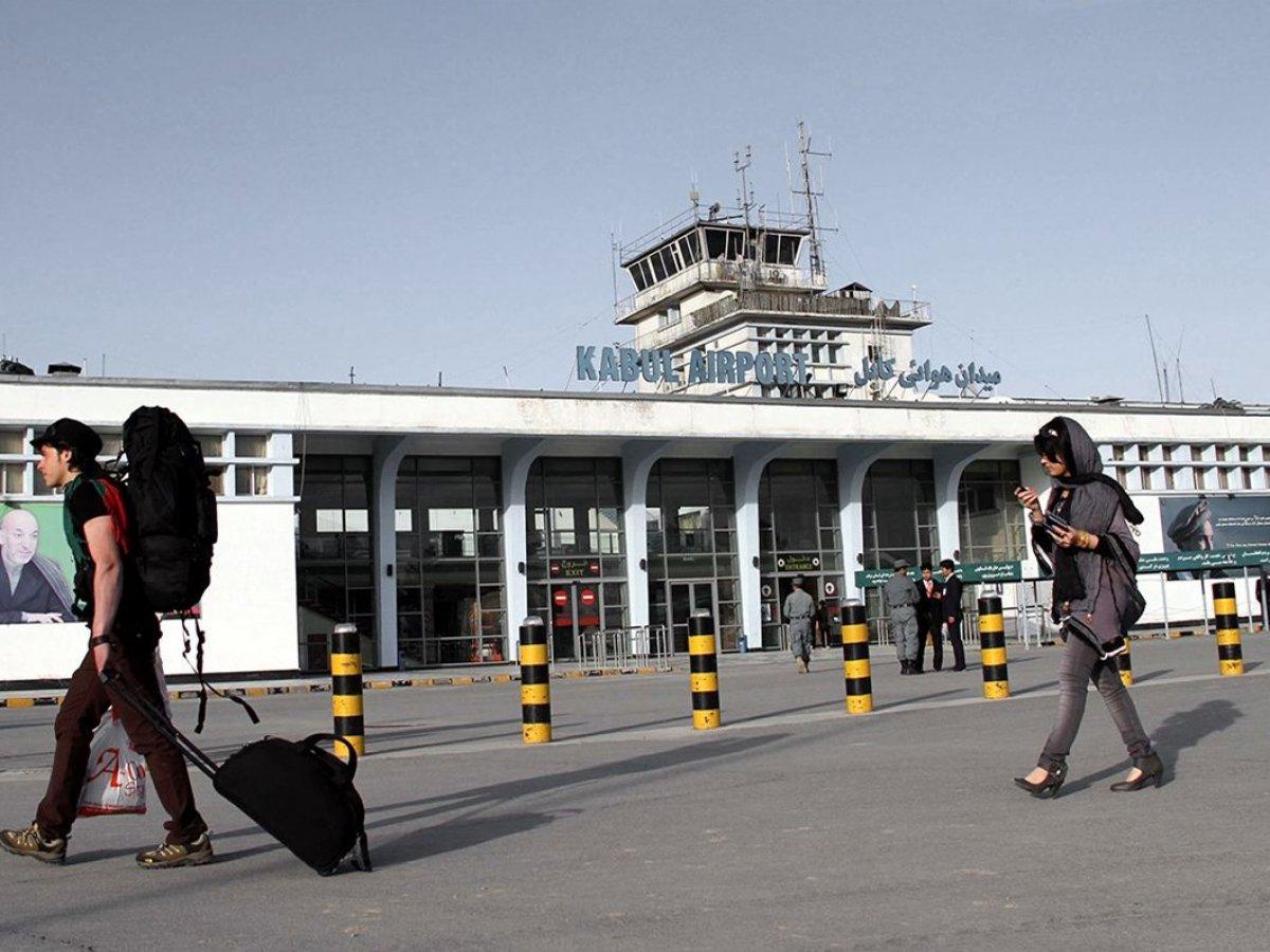 Türk ve ABD li yetkililer Kabil havaalanı için görüşecek #1