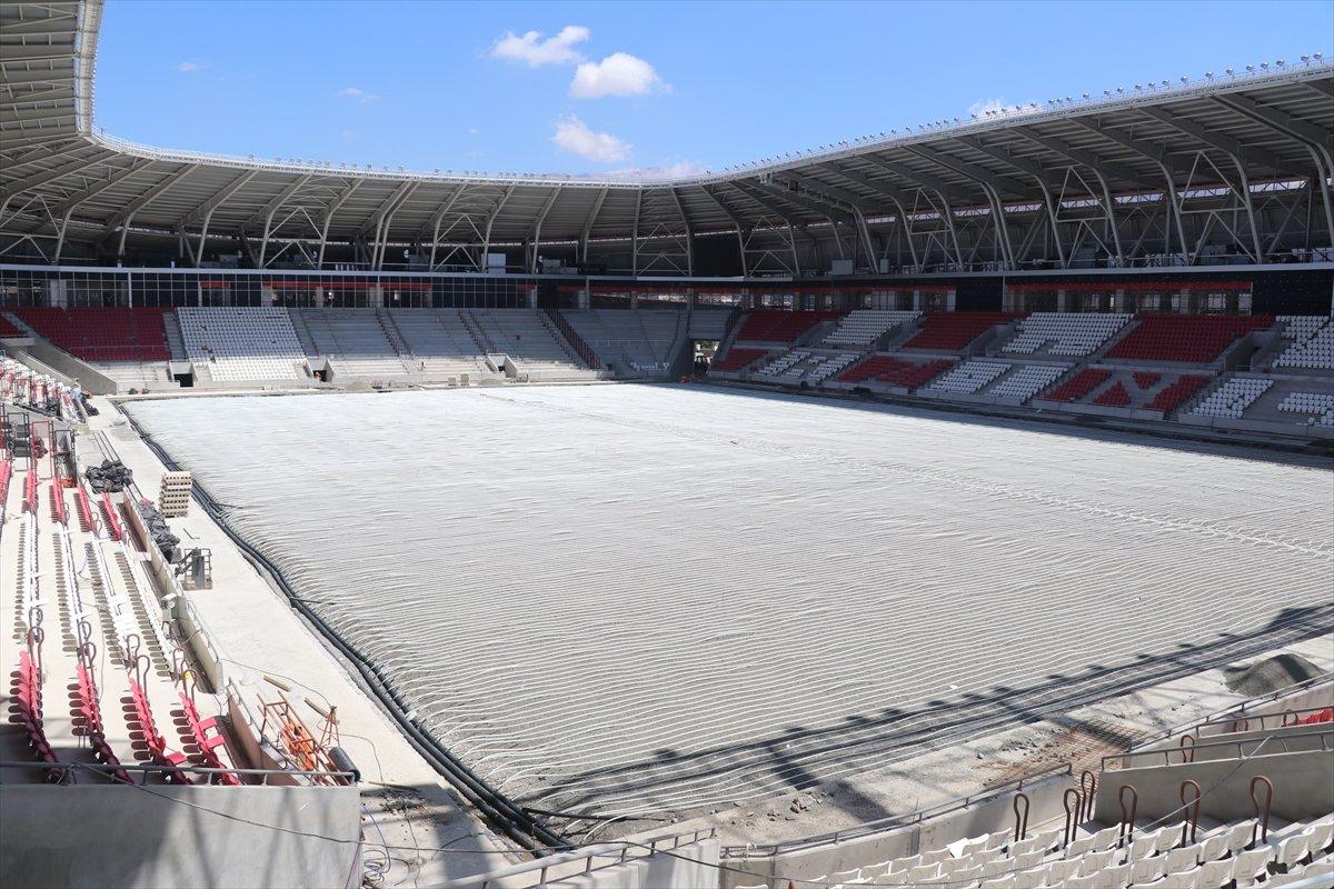 Erzincan Şehir Stadyumu nda sona gelindi #4