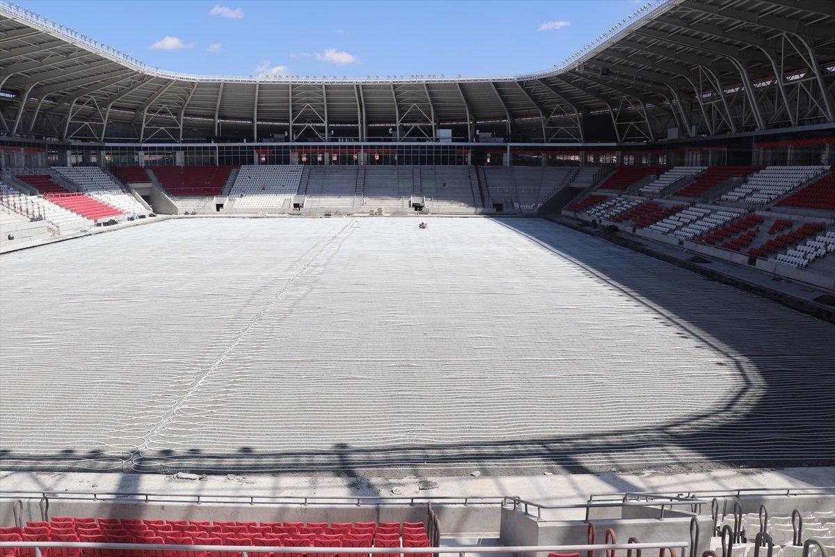 Erzincan Şehir Stadyumu nda sona gelindi #3