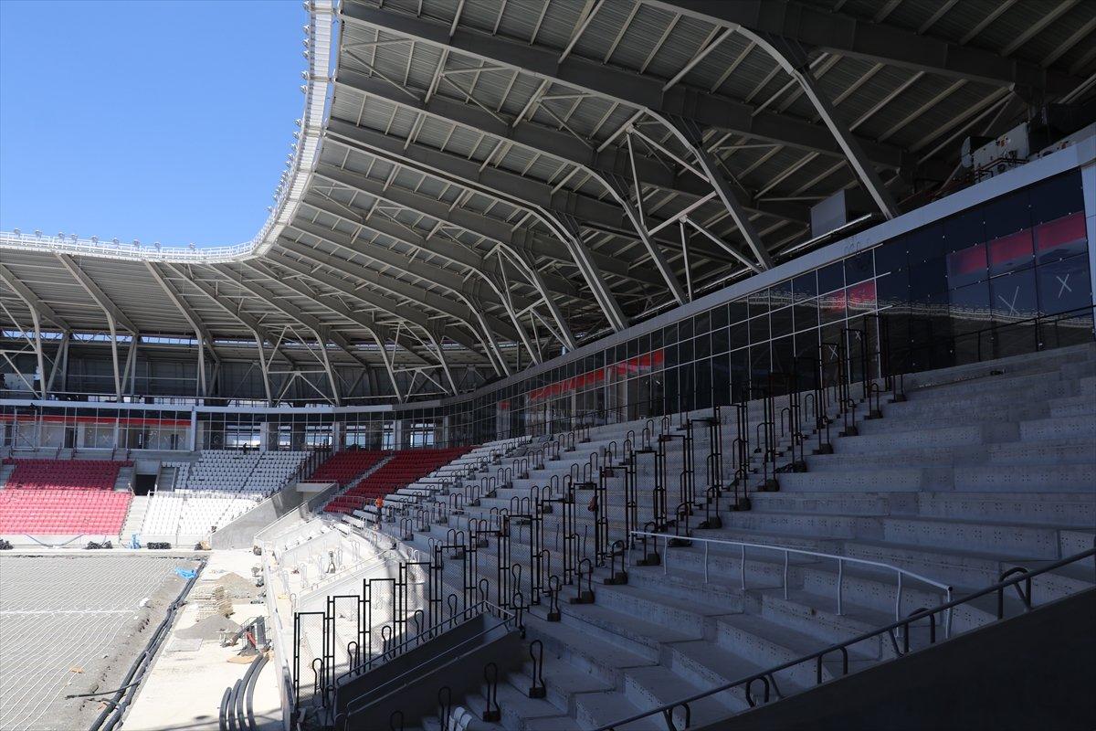 Erzincan Şehir Stadyumu nda sona gelindi #2