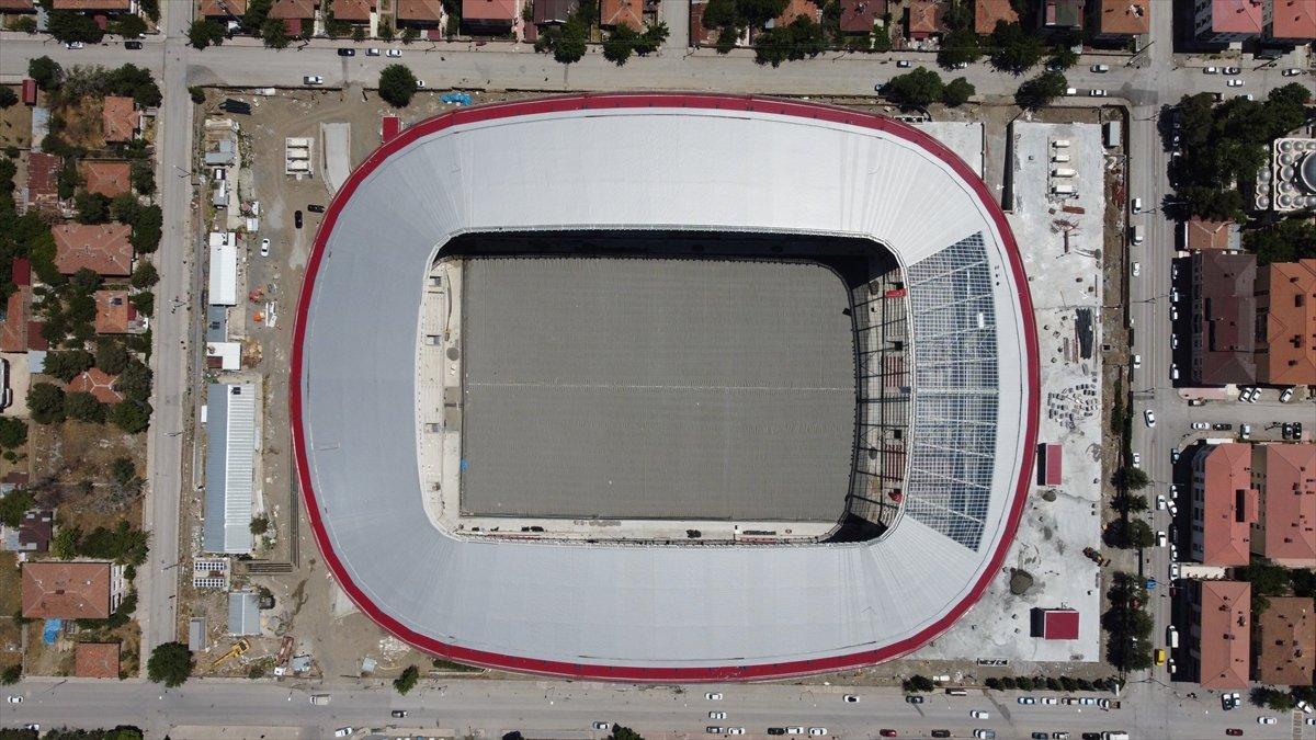 Erzincan Şehir Stadyumu nda sona gelindi #6