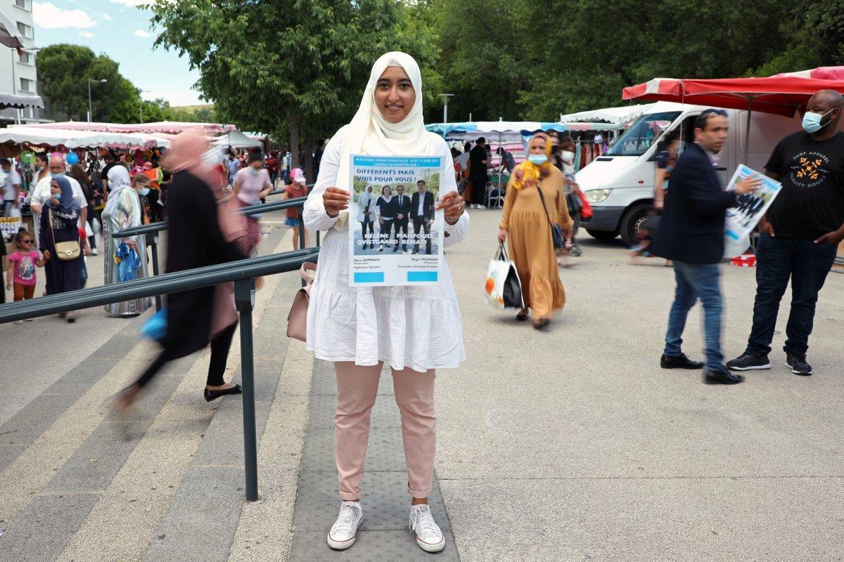Sandrine Rousseau: Fransa da Müslüman kadınlara ırkçılık yapılıyor #1