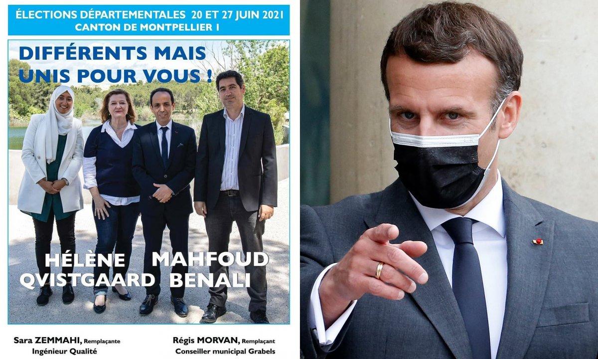 Sandrine Rousseau: Fransa da Müslüman kadınlara ırkçılık yapılıyor #2