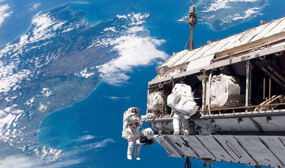 Yoğun trafik nedeniyle NASA nın uzay görevi ertelendi #1