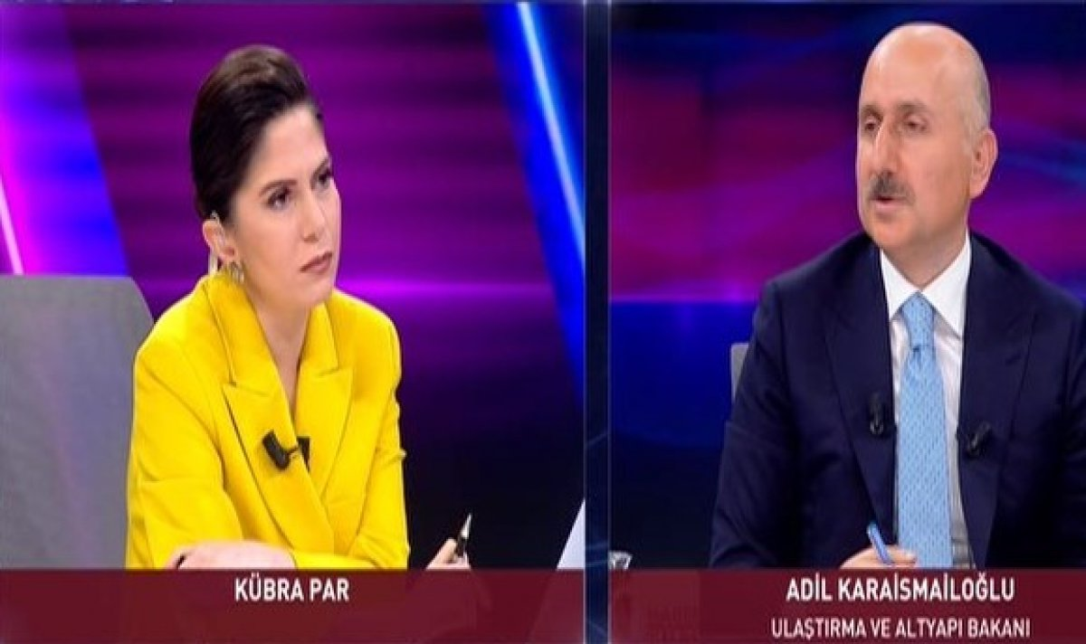 Adil Karaismailoğlu ndan Kanal İstanbul açıklaması #2