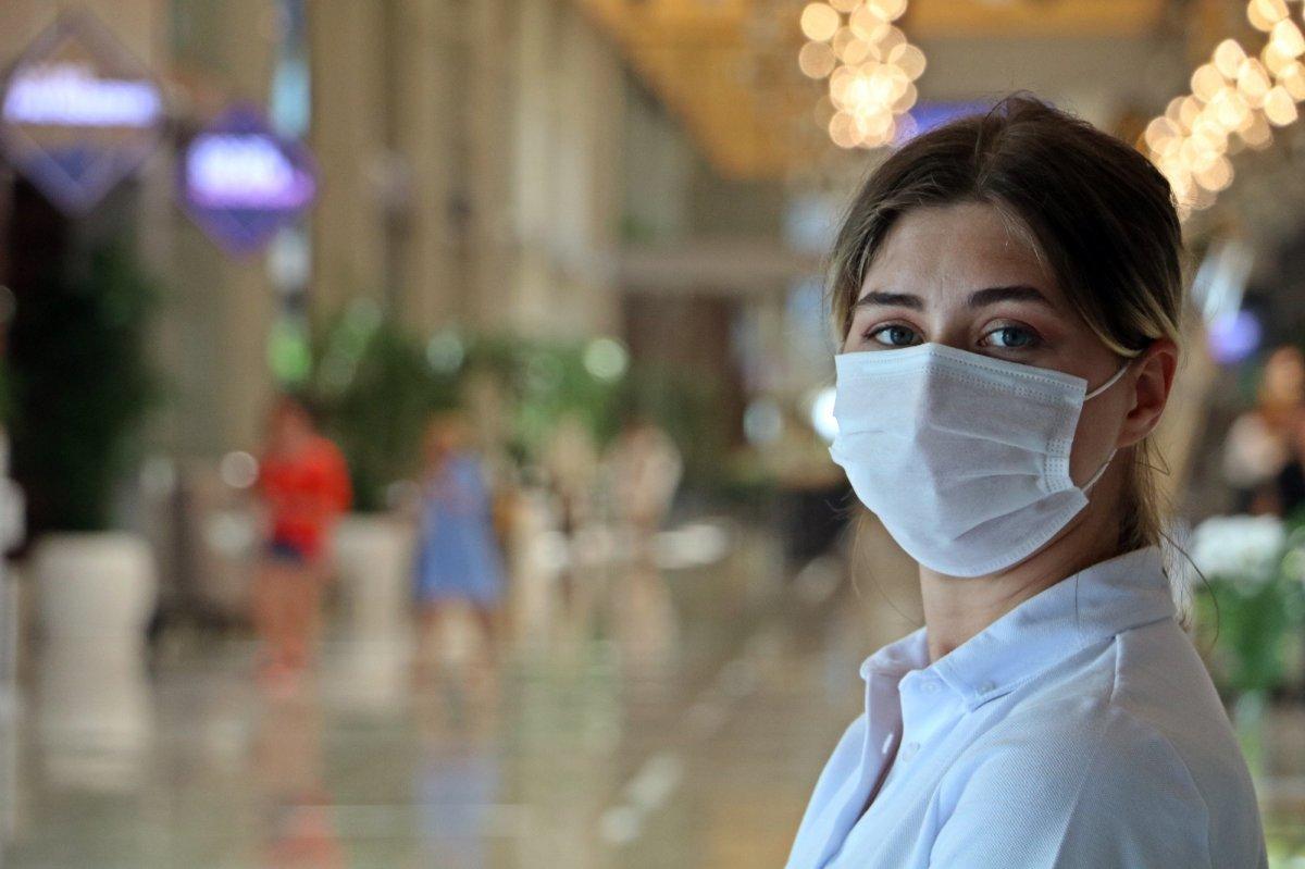Rus turistler, otellerdeki koronavirüs tedbirlerine hayran kaldı #7