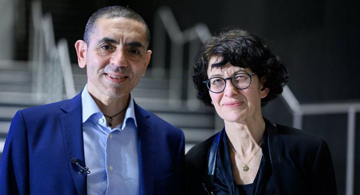 Uğur Şahin ve Özlem Türeci, İspanya nın en büyük bilim ödülüne layık görüldü #1