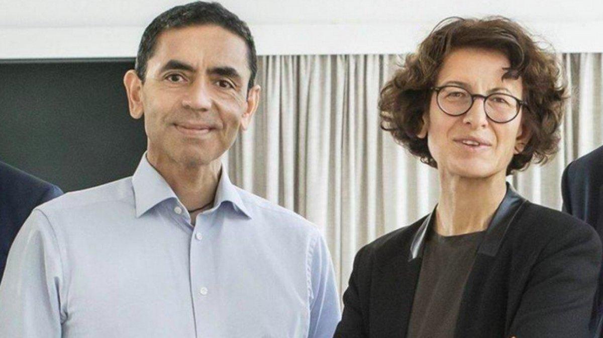 Uğur Şahin ve Özlem Türeci, İspanya nın en büyük bilim ödülüne layık görüldü #2