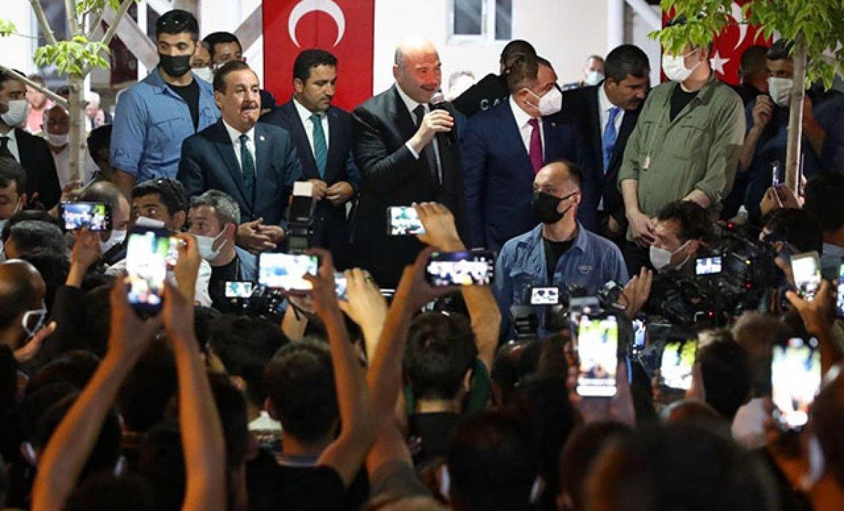 Süleyman Soylu: Türkiye deki terörist sayısı 240 a düştü #4