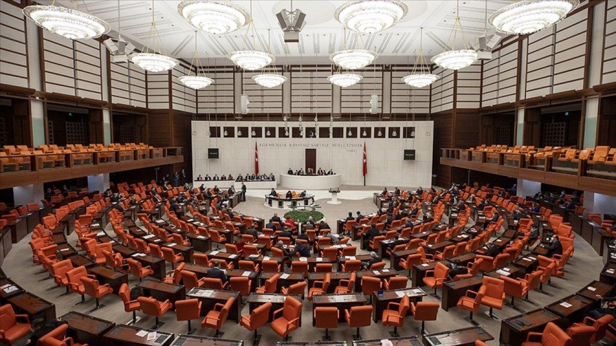 Askeri cezada düzenlemeler içeren teklifin birinci bölümü Genel Kurul da kabul edildi  #3