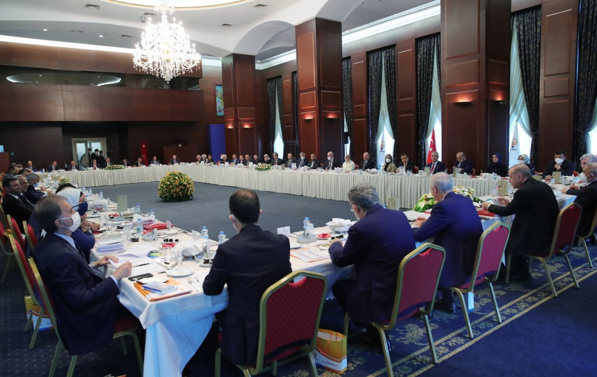 Ömer Çelik: Cumhurbaşkanımız yeni anayasa sürecine sahip çıkılsın dedi #1