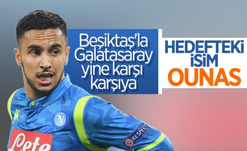 Beşiktaş ve Galatasaray Adam Ounas'ı istiyor