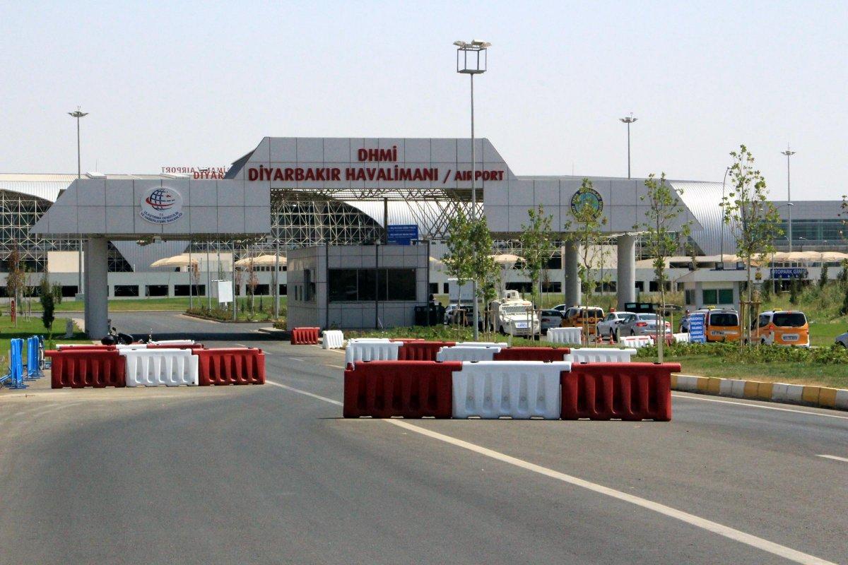 Pist onarımı tamamlandı: Diyarbakır Havalimanı uçuşa açılıyor #1