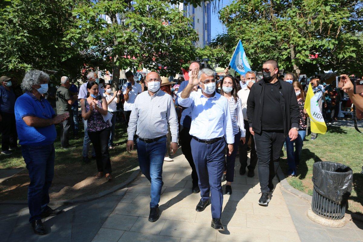Mithat Sancar: HDP yoluna devam edecek #1