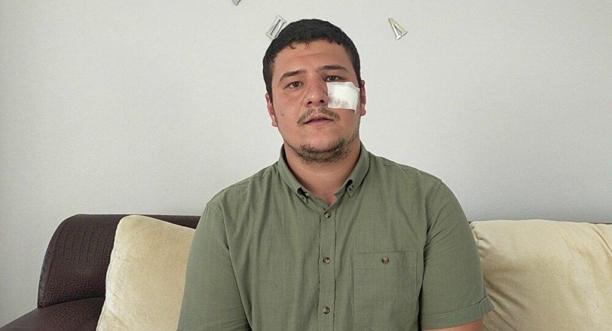 Saldırıya uğrayan İHA muhabiri, Meral Akşener'i yalanladı #1