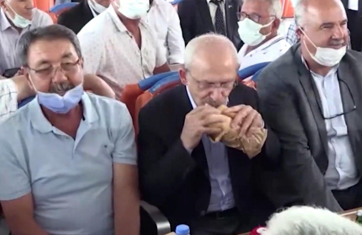 Kemal Kılıçdaroğlu'ndan kendisine yapılan ikrama esprili yanıt  #2