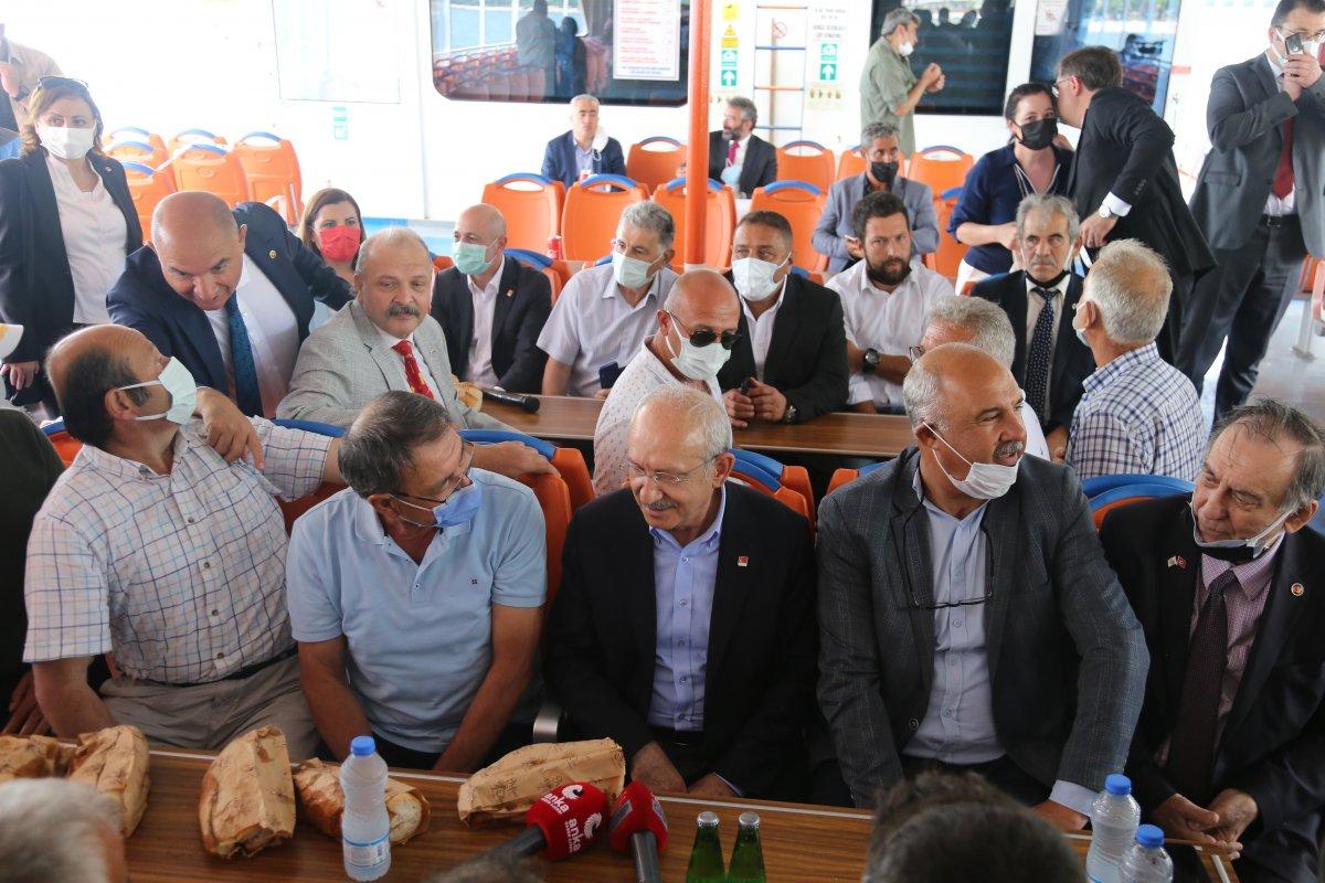Kemal Kılıçdaroğlu'ndan kendisine yapılan ikrama esprili yanıt  #3
