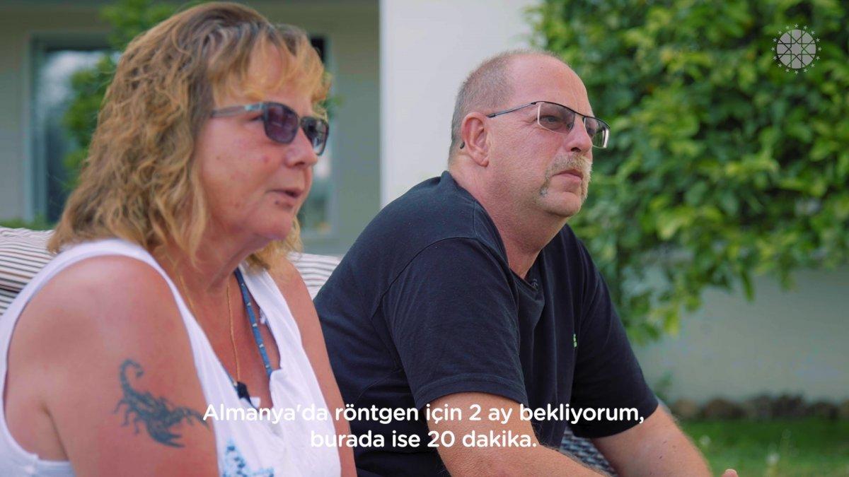 Türkiye deki yabancılar Türk sağlık sistemine hayran kaldı #4