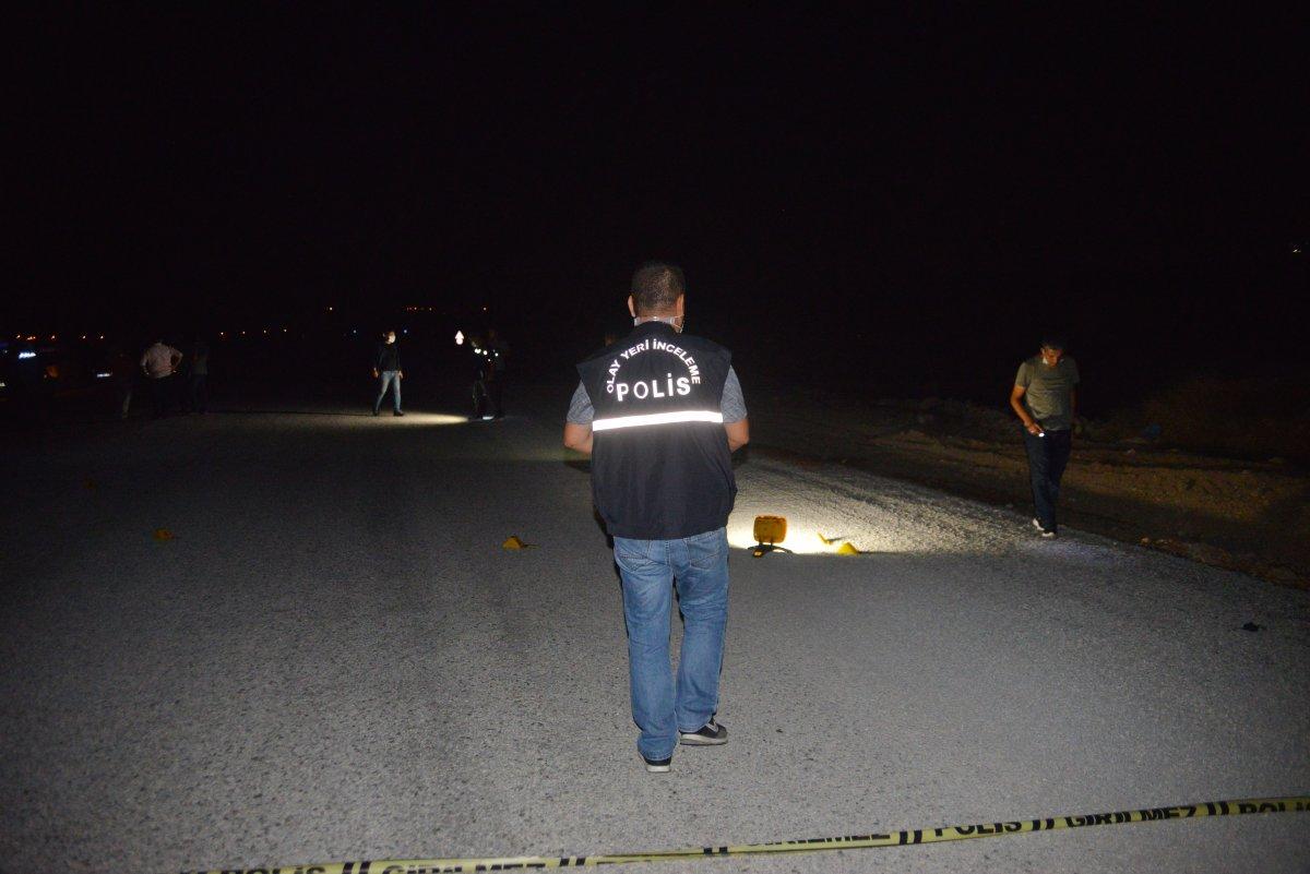 Adana da taksici öldürüldü #1