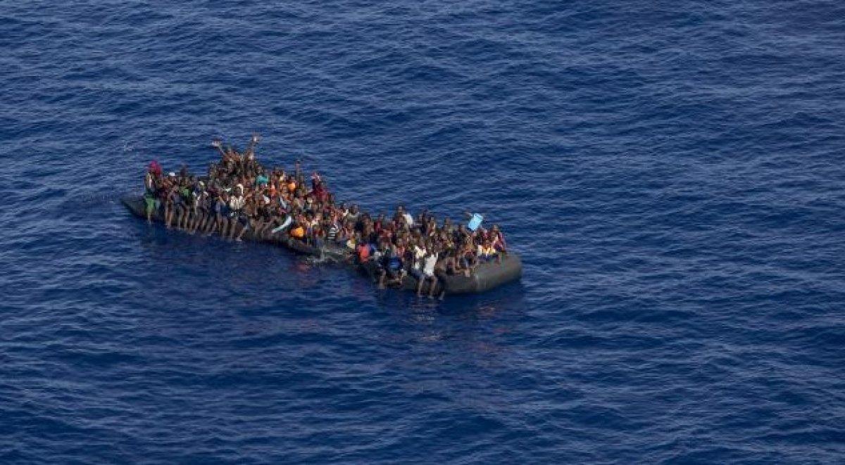 BM den Yemen de batan göçmen teknesiyle ilgili açıklama #1