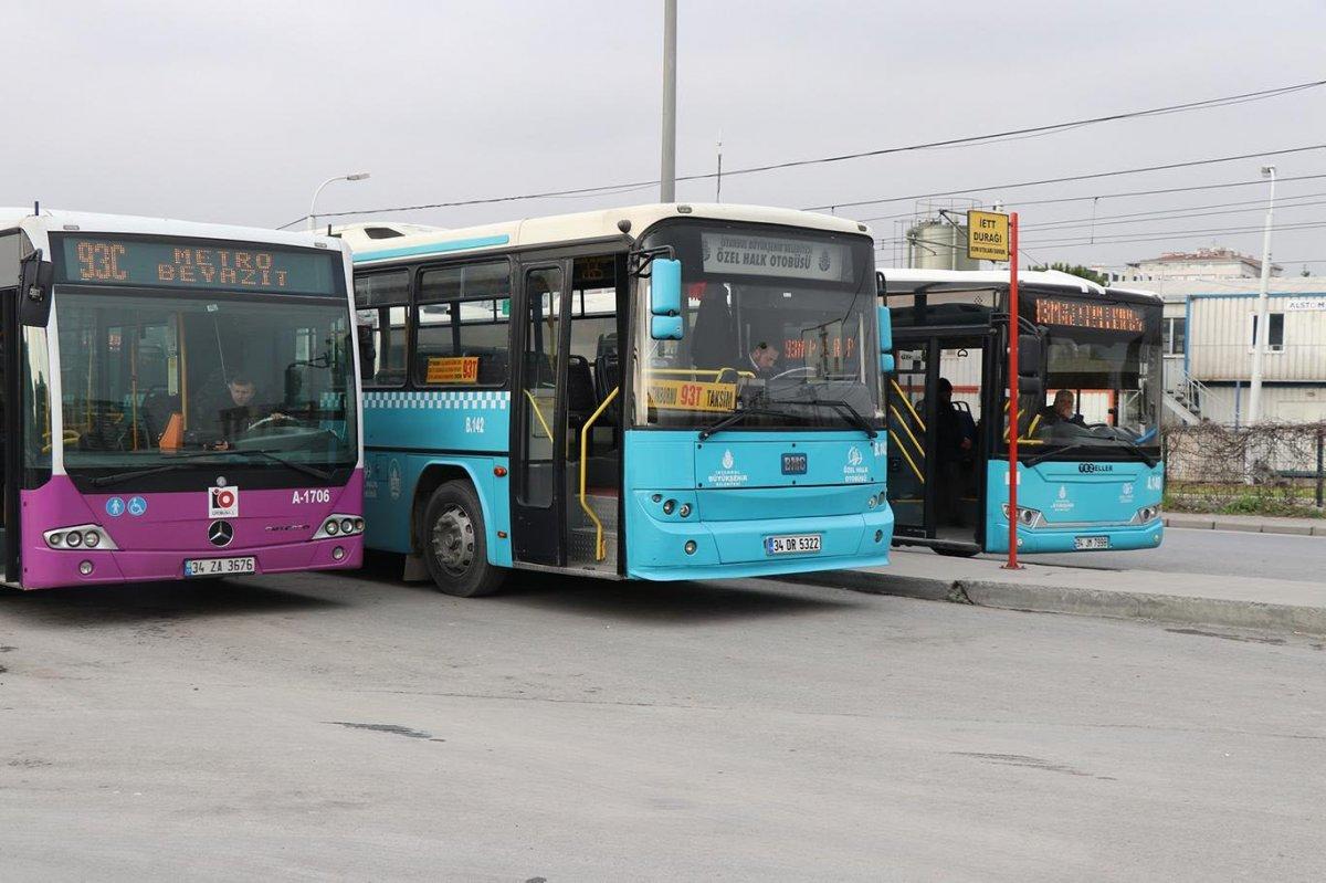 İBB nin toplu taşımaya zam teklifi reddedildi #4