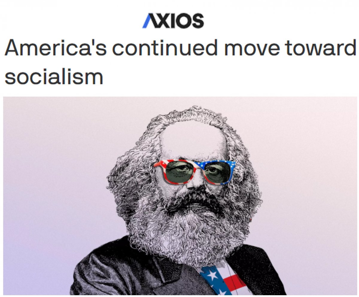 ABD de sosyalizme olan ilgi artıyor #2