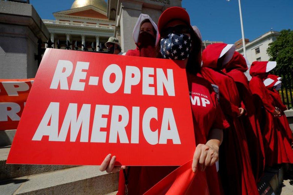ABD de sosyalizme olan ilgi artıyor #1