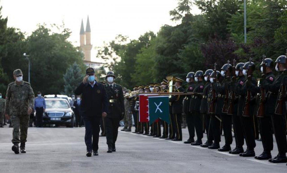 Hulusi Akar: PKK ve YPG arasında fark yok #2
