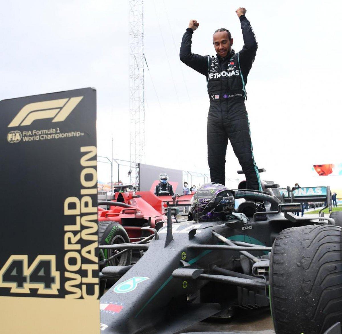Formula 1 yeniden Türkiye de #4