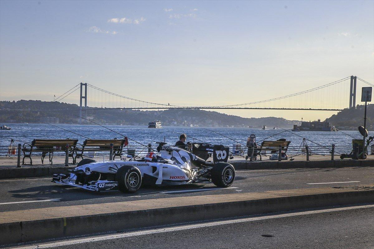 Formula 1 yeniden Türkiye de #3
