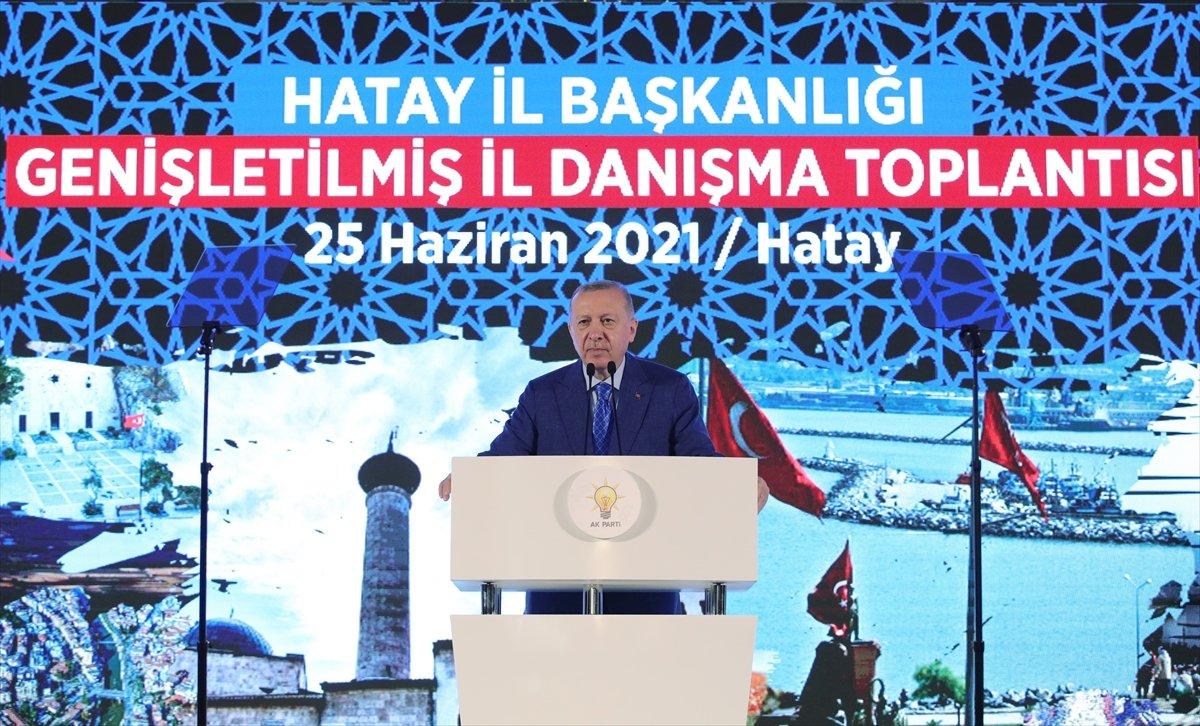 Cumhurbaşkanı Erdoğan: Avrupa da aşı ücretli, bizde böyle bir şey yok #1