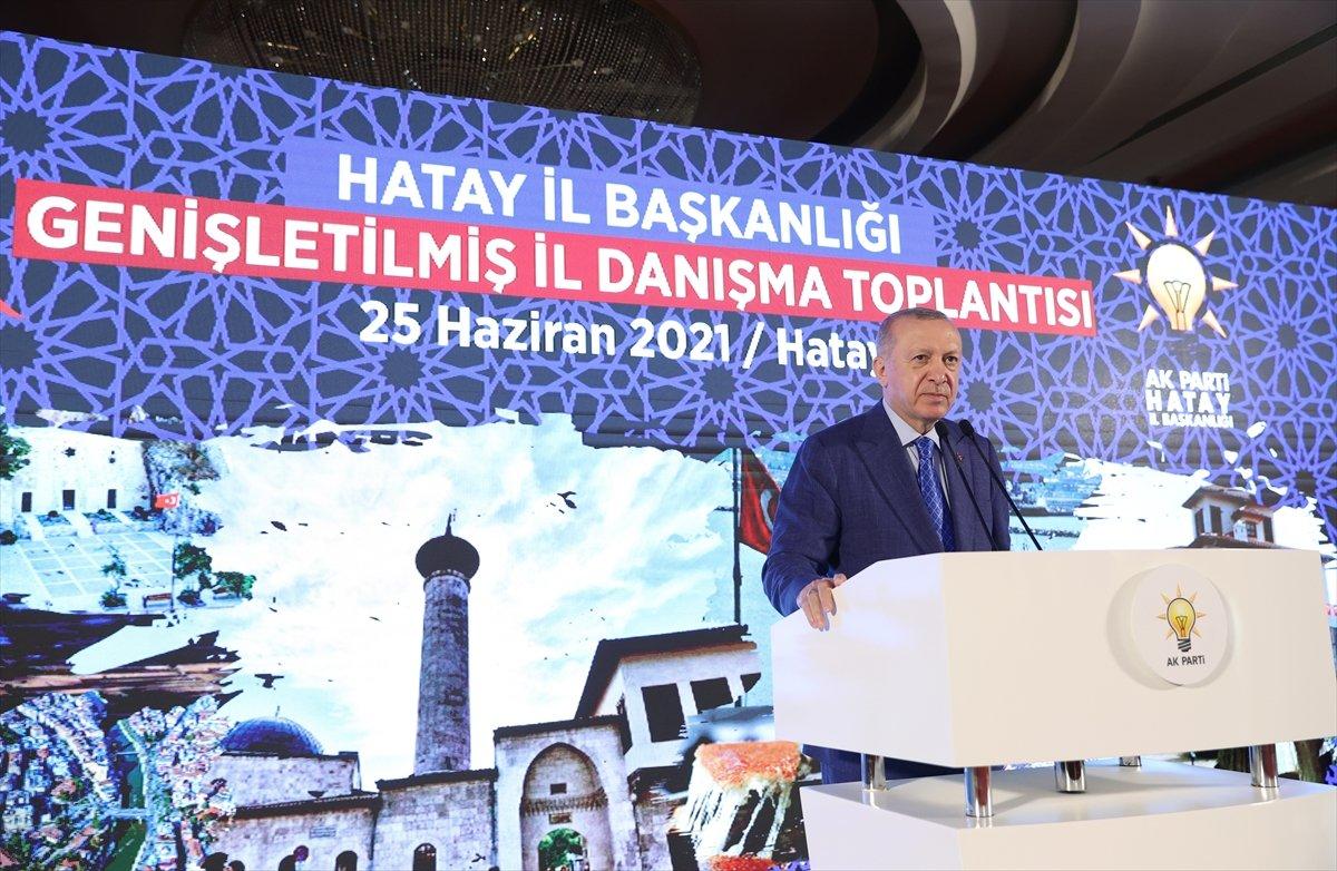 Cumhurbaşkanı Erdoğan: Avrupa da aşı ücretli, bizde böyle bir şey yok #3