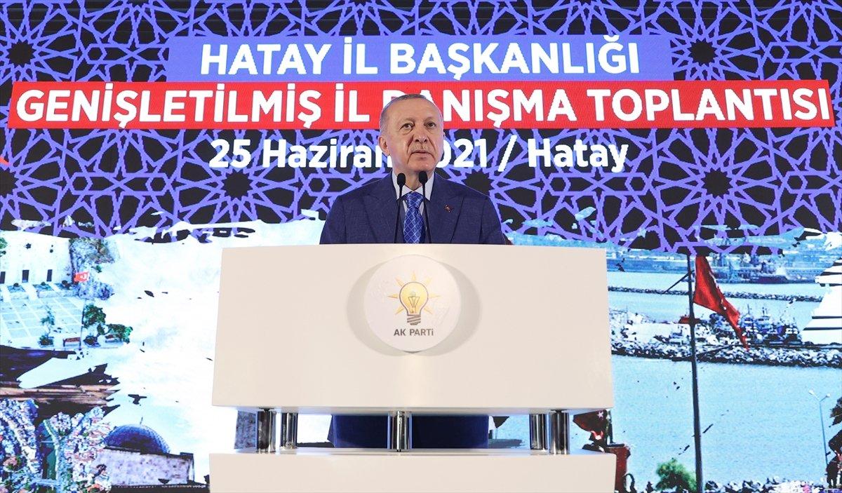 Cumhurbaşkanı Erdoğan: Avrupa da aşı ücretli, bizde böyle bir şey yok #2