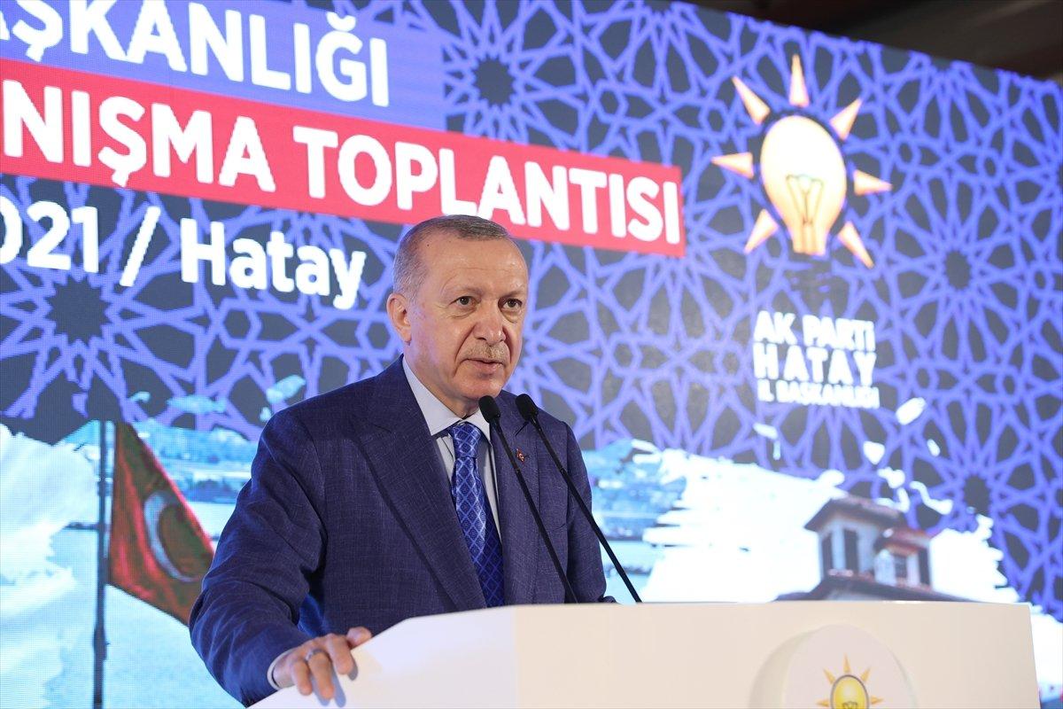 Cumhurbaşkanı Erdoğan: Seçim, Haziran 2023 te #1