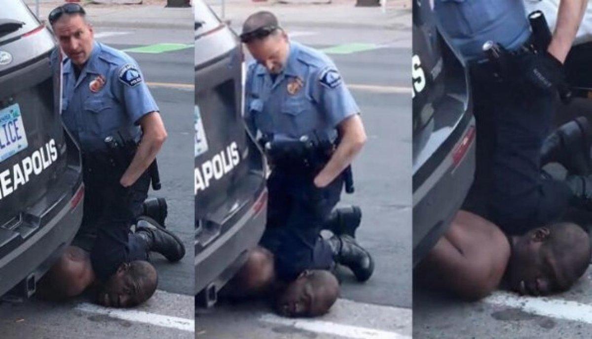 George Floyd u öldüren polis memuruna 22,5 yıl hapis cezası  #1