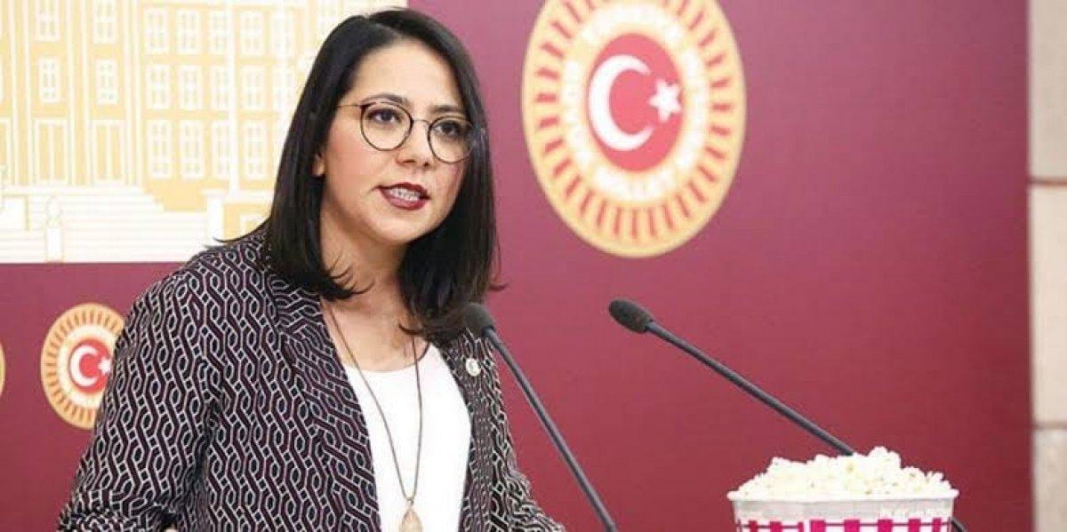 CHP li Saliha Sera Kadıgil Sütlü, partisinden istifa etti #1