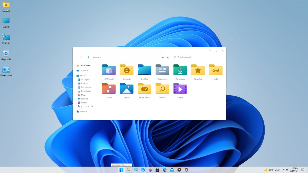 Windows 11 simgesi