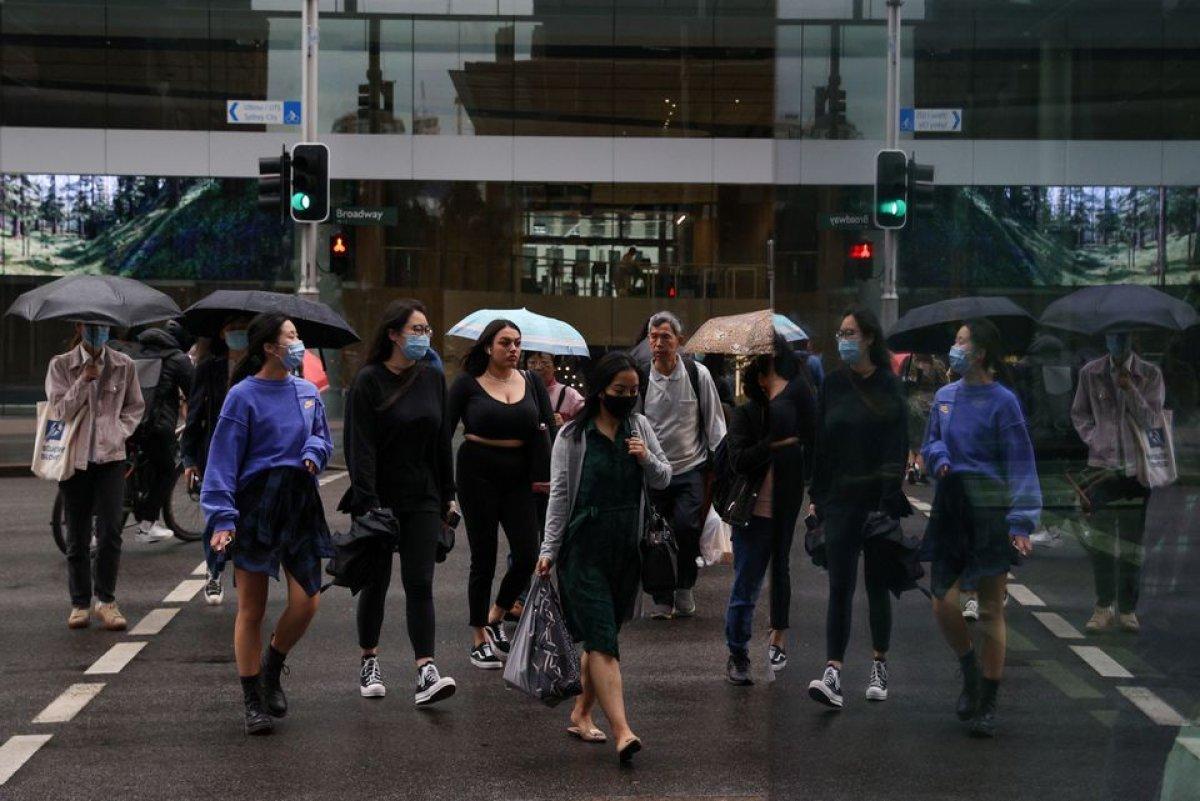 Avustralya'da Delta varyantı nedeniyle sokak yasağı kararı #1