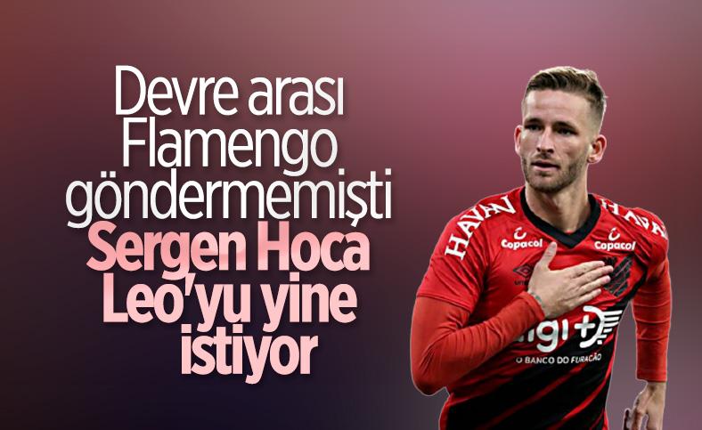 Beşiktaş'ın hedefi Leo Pereira
