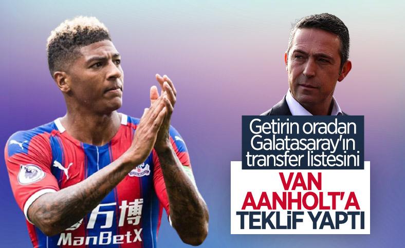 Fenerbahçe, Galatasaray'ın istediği Van Aanholt'a teklif yaptı