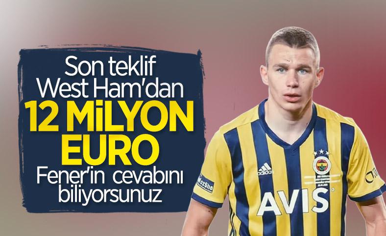 West Ham'dan Szalai için 12 milyon euro