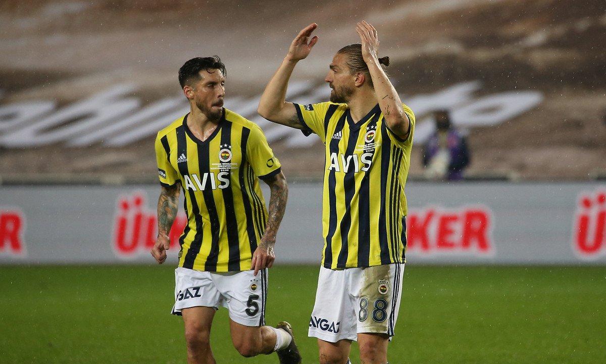 Caner Erkin: Çocukluğumdan beri Fenerbahçeliyim #2