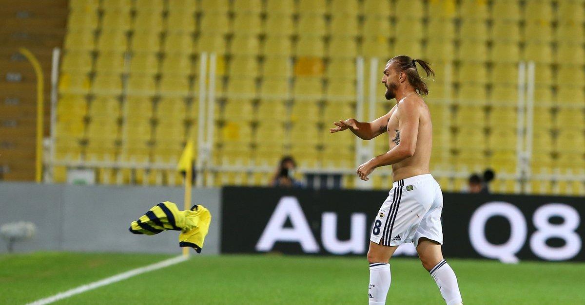 Caner Erkin: Çocukluğumdan beri Fenerbahçeliyim #6