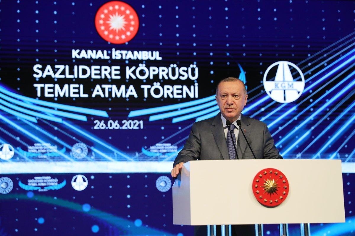 Cumhurbaşkanı Erdoğan: Yatırımcıları tehdit ediyorlar #2
