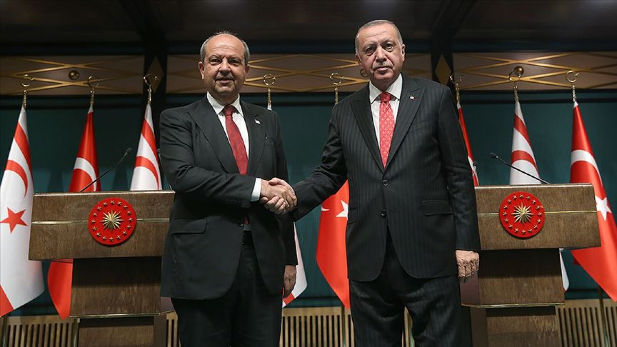 KKTC Cumhurbaşkanı Tatar dan AB ye: Kıbrıs gerçeklerini öğrenin #3