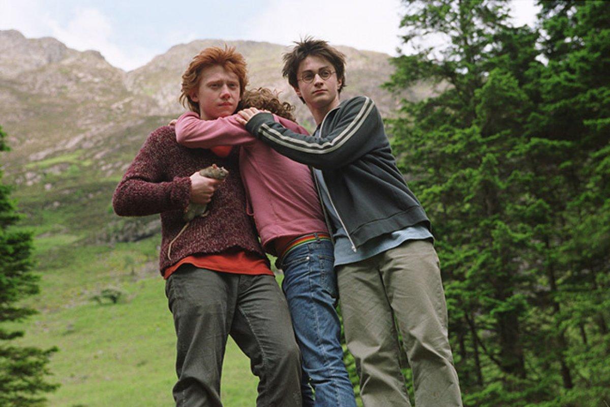 Harry Potter ve Azkaban Tutsağı konusu nedir? Harry Potter ve Azkaban Tutsağı oyuncuları #1